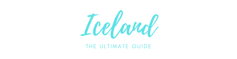 Iceland the ultimate guide