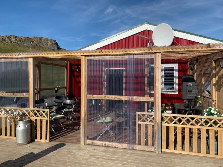 Litlabjarg guesthouse